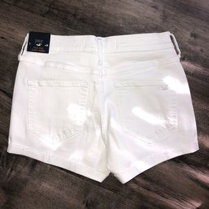 Pants - Hollister high rise short short